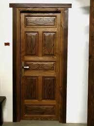Resultado de imagen para puertas rusticas de madera con herrajes