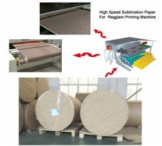 #Jumbo Roll #Dye #Sublimation Fast Dry #Roll #Paper for High Speed Printer #Reggiani & #MS-JP http://feiyuepaper.com/product/jumbo-roll-dye-sublimation-fast-dry-roll-paper/