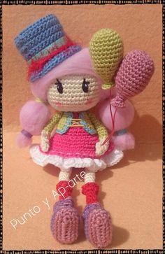 Muñeca crochet ♡