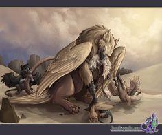 Fantasy by Melissa Rose Fantasy, Fantasy Artwork, Fantasy Art, Amazing Art, Creature Feature, Fantasy Creatures, Art, Creature Design, Mythical Beast