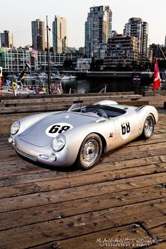 Fancy - 1955 Porsche 550 Spyder