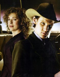 It was such a basic mistake, wasn't it, Madame Kovarian? Take a child, raise her into a perfect psychopath, introduce her to The Doctor. Who else was I going to fall in love with?