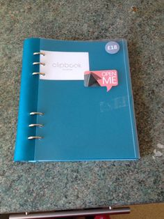 NEW PRODUCT: the Filofax A5 Clipbook | addictedtostationery