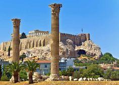De turismo en Atenas, Grecia                                                                                                                                                      Más
