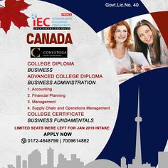 Scholarships Canada, College Diploma, Operations Management, Ielts, Banner Template, Financial Planning, Study Abroad, Banner Design, Layout