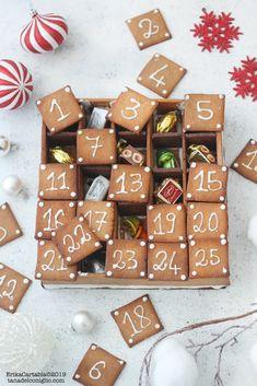 Noel Christmas, Christmas Baking, Christmas Cookies, Christmas Crafts, Advent Box, Xmas Food, Xmas Decorations, Gingerbread, Cake Decorating