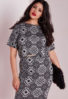 Missguided+ is the hottest new plus size line for babes of all sizes. Dedicated to directional, strong and confident designs for sizes 16-24, Missguided+ is the perfect platform to up your fashion game and work those curves in style.  We're...