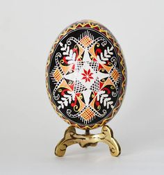 Ukrainian easter egg pysanka can be personalized gift for any mother in law gift idea hollow egg symbolizes chris negle Image collections