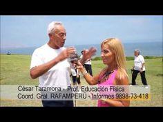 Actividad física a cualquier edad con Rafam Perú(VIDEO) | Central Informativa del Adulto Mayor