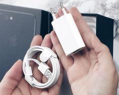 Iphone 7 carregador - charger