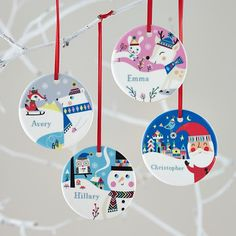 You Name It Ornament by Amy Blay