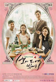 [Photos] Added new poster for the Korean drama 'Shine Like the Stars' @ HanCinema :: The Korean Movie and Drama Database