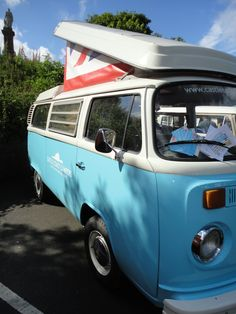 Castle Coast Campers | Classic VW Campervan Hire Tynemouth 2012 VW Rally