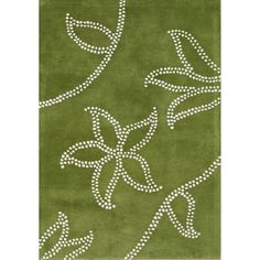 Shop for Alliyah Handmade Green New Zealand Blend Wool Rug (9x12). Get free shipping at Overstock.com - Your Online Home Decor Outlet Store! Get 5% in rewards with Club O! - 15009749