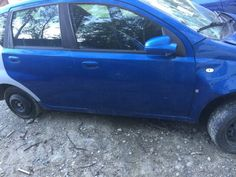 07 Chevy Aveo LS for parts (Wasilla)
