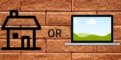 The property market or an online business? Which is the best bet for the future ? After experiencing both and I now know where my time is better spent.