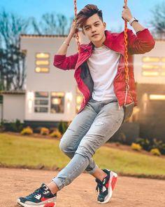 Riyaz Aly Lifestyle _ Riyaz Aly Afreen - Photo by DJ Walls Cute Boy Photo, Photo Poses For Boy, Boy Poses, Image Hd, New Image, Hair Removal, Kendall, My Cute Love, Photoshoot Pose Boy