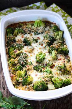Quinoa Broccoli Casserole - Cooking Quinoa