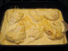 Receta de Salsa curry con nata