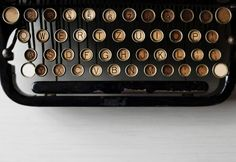 If you're a working or aspiring writer, you already likely know about the classic best books on writing–King's On Writing, Strunk and White's Elements of Style–but for a craft as varied and personal as … Writing Advice, Writing Prompts, Writing Quotes, Writing Help, Typewriter Machine, Retro Typewriter, Elements Of Style, Vintage Typewriters