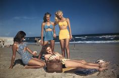 My Life : Luxperdiem: 1950's Swimsuits & Giveaway!