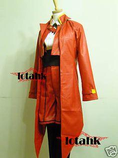 Lelouch Lamperouge Cosplay Costume Custom Made /<Lotahk/>