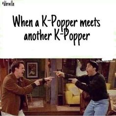 well... i don't really know a lot of people who have even heard of kpop before... * @kkaebsongbaekk * ↠♡❀↞