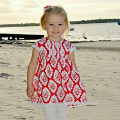 Tilly Tunic Pintucked Bubby and Me 1-10