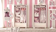Royal pink for lil princess...there is no such thing as to much #pink :)