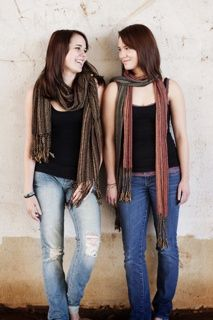 Teri Goddard will be selling handwoven scarves, garments, and purses made from linen, bamboo, and cotton yarns. Teri also uses a variety of unique vintage fabrics that are all machine washable to create her handmade apparel. Teri weaves each of her items on her maple loom. We are very excited to have her as a vendor!!   http://www.tghandweaving.com/