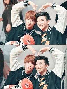 NamJin - how can you not ship them
