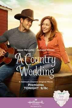 WATCHED/HALLMARK CHANNEL.   A Country Wedding