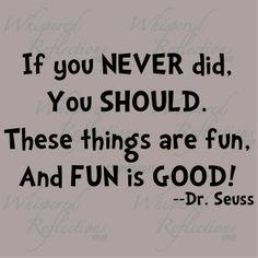 Favorite Dr. Seuss
