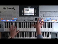 Mr Lonely - Tyros Euro Organ - Quand Revient la Nuit - YouTube Organ Music, Non Profit, Lonely, Teaching, Songs, Education, Youtube, Musica, Night