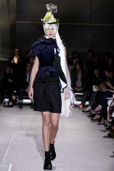 Comme Des Garcons @ Paris Womenswear S/S 2013 - SHOWstudio - The Home of Fashion Film