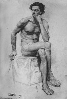 Galimov. Repin Academy of Fine Arts / Галимов. Академия художеств им. Репина