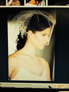 Love this veil! I'm going with this one!