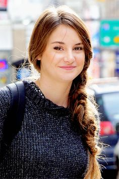 Shailene Woodley Daily