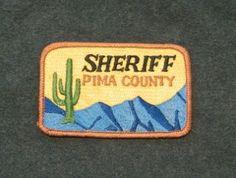 Sheriff Pima County