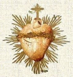 Most Sacred Heart of Jesus - Happy Feast Day!!