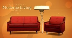 Moderne Living set by Awesims - Free Downloads for The Sims 3