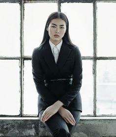 Liu Wen for WSJ May