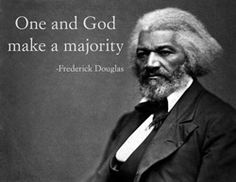 frederick douglass god