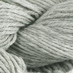 Cascade 220 in Grey Heather - always a go-to yarn for me...