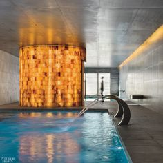 10 Indoor Pools to Leap Into