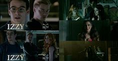 """SCREENCAPS: #Shadowhunters Character: Izzy. / Part 2."""