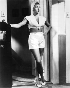 "Lana Turner-""The Postman Always Rings Twice""...no wonder John Garfield was willing to pick up her lipstick..."