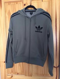 Adidas Originals Apparel Itasca Crew Sweatshirt Black