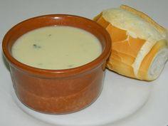 Receita de Sopa creme de cebola - Tudo Gostoso