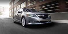 The engine for all RLX models is a 3.5-liter, 310-horsepower V-6 engine that features Direct Gas Injection, Variable Cylinder Management™ and the Acura i-VTEC® system. #Acura #RLX #PerformanceAcura